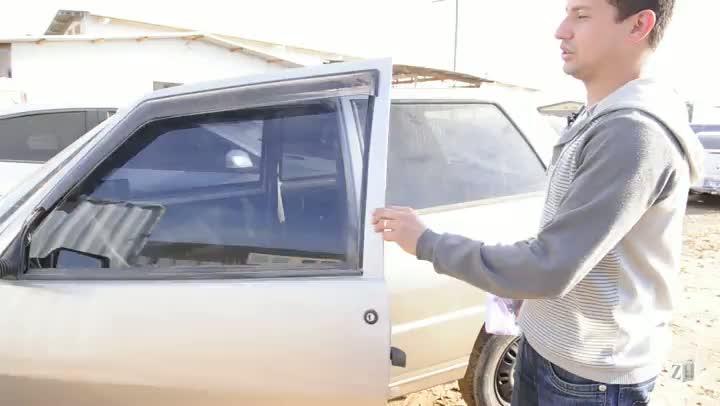 Roubo e furto de carros - Marlon Fernando dos Santos