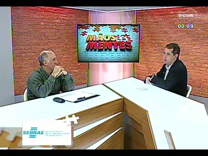 Mãos e Mentes - Ex-jogador da dupla Gre-Nal e da Seleção Brasileira, Batista - Bloco 4 - 07/08/2013