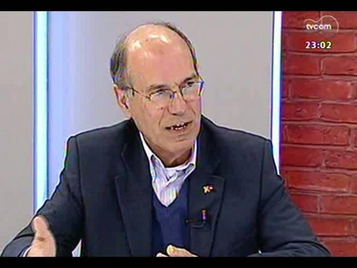 Mãos e Mentes - Presidente da companhia aérea TAP, Fernando Pinto - Bloco 1 - 01/09/2013
