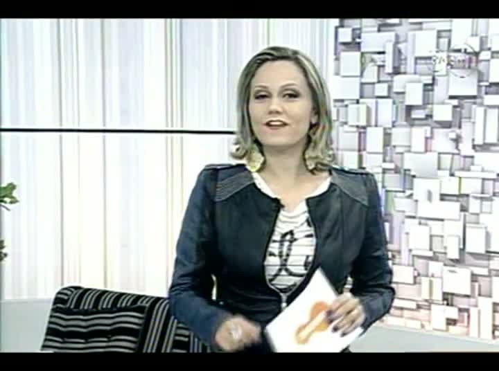 TVCOM Tudo Mais - Quadro Saúde - 1º Bloco – 02/09/2013
