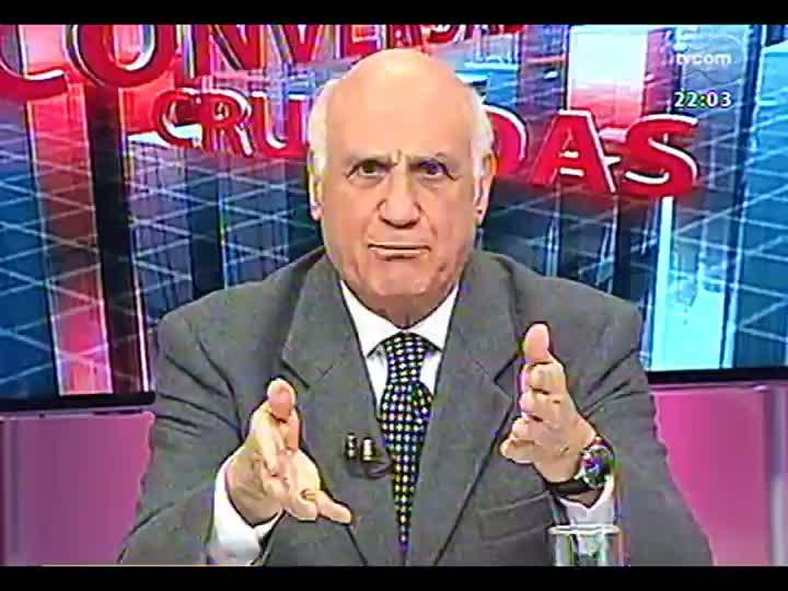 Conversas Cruzadas - Quais as chances dos EUA atacarem a Síria? - Bloco 1 - 04/09/2013