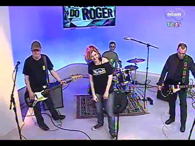 Programa do Roger - Os replicantes lançam clipe novo - bloco 1 - 06/09/2013