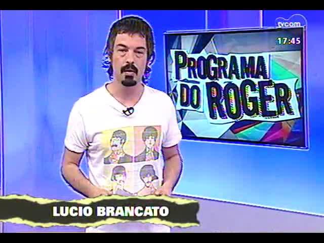 Programa do Roger - Um bate papo e a música do Bando Celta - bloco 1 - 13/09/2013