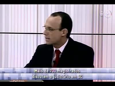 Conversas Cruzadas - Encontro de Magistrados em Santa Catarina - 2º bloco - 25/10/2013