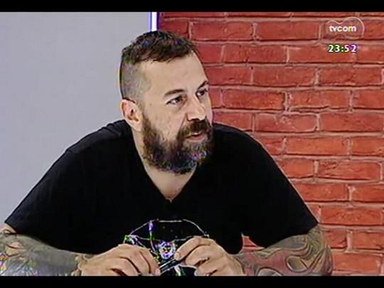 Mãos e Mentes - Empresário e designer de sapatos e bolsas, Cristiano Bronzatto - Bloco 2 - 16/12/2013