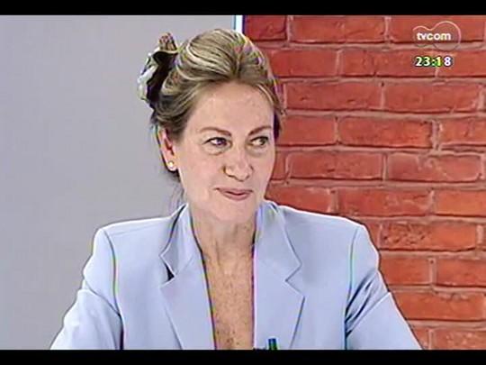 Mãos e Mentes - Primeira-dama e secretária especial de Direitos Animais, Regina Becker - Bloco 2 - 05/01/2014