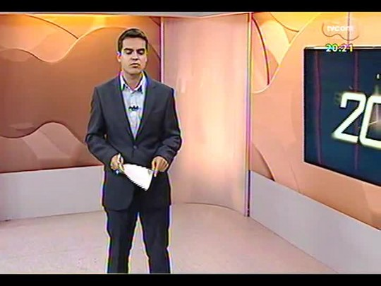 TVCOM 20 Horas - Governador Tarso Genro segue negociando votação de projeto que renegocia dívidas dos estados - Bloco 3 - 05/02/2014