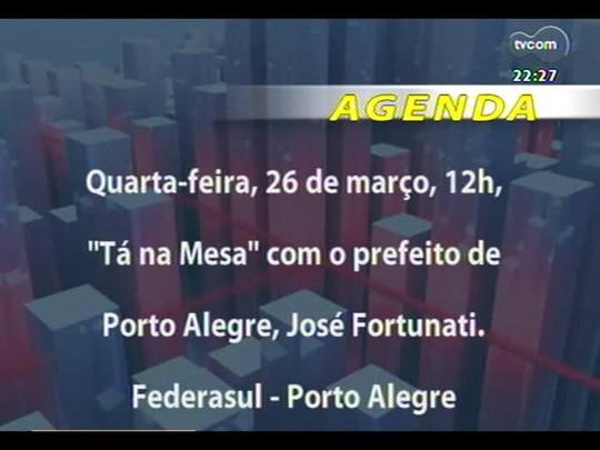 Conversas Cruzadas - Debate sobre a pacificação das favelas cariocas - Bloco 2 - 25/03/2014
