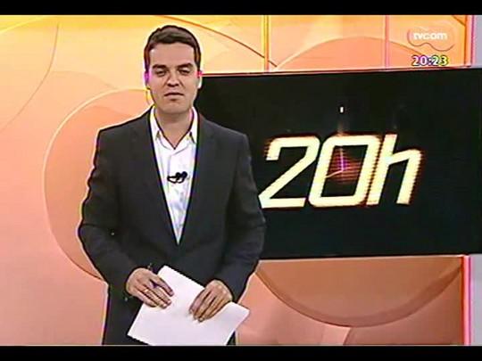 TVCOM 20 Horas - Os preparativos para a 27ª edição do Fórum da Liberdade - Bloco 3 - 05/04/2014