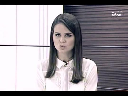 Jornal TVCOM - Pré-convenção PMDB - 24/04/14