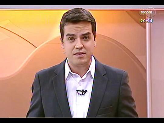 TVCOM 20 Horas - Como serão os testes para o aumento de tempo do semáforo para pedestres - Bloco 3 - 28/04/2014
