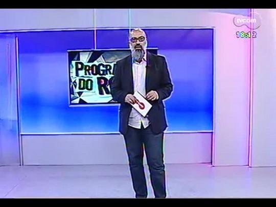 """Programa do Roger - Trailer filme: \""""Sex Tape - Perdido na Nuvem\"""" + Músico Rodrigo Garcia - Bloco 3 - 20/05/2014"""