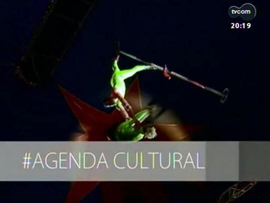 #PortoA - Agenda cultural de Lúcio Brancato