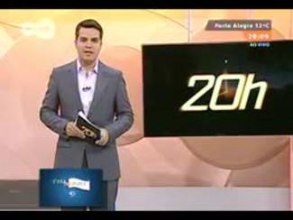 TVCOM 20 Horas - A movimentação em torno da Arena durante o jogo do Grêmio - Bloco 2 - 28/08/2014