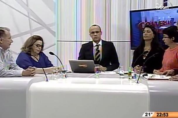 Conversas Cruzadas - As escolas de ensino regular têm estrutura para receber alunos com deficiência? - 4º Bloco - 07/10/14