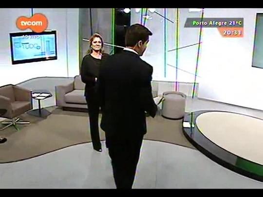 TVCOM 20 Horas - Despedida de Leo Saballa Jr. do 20 Horas - 14/11/2014