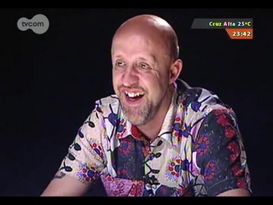 Mãos e Mentes - Escritor e jornalista Fabrício Carpinejar - Bloco 4 - 14/12/2014