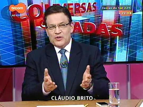 Conversas Cruzadas - Com a composição dos novos governos federal e estadual fica a pergunta: que Brasil saiu das urnas? - Bloco 1 - 29/12/2014