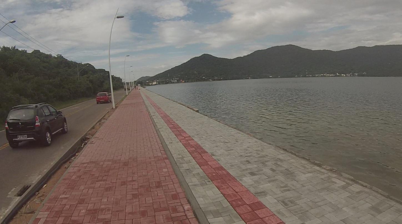 Bike Repórter: Osni Ortiga, Lagoa da Conceição