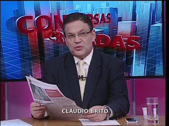 Conversas Cruzadas - Moradores de Rua - Bloco 1 - 22/01/15