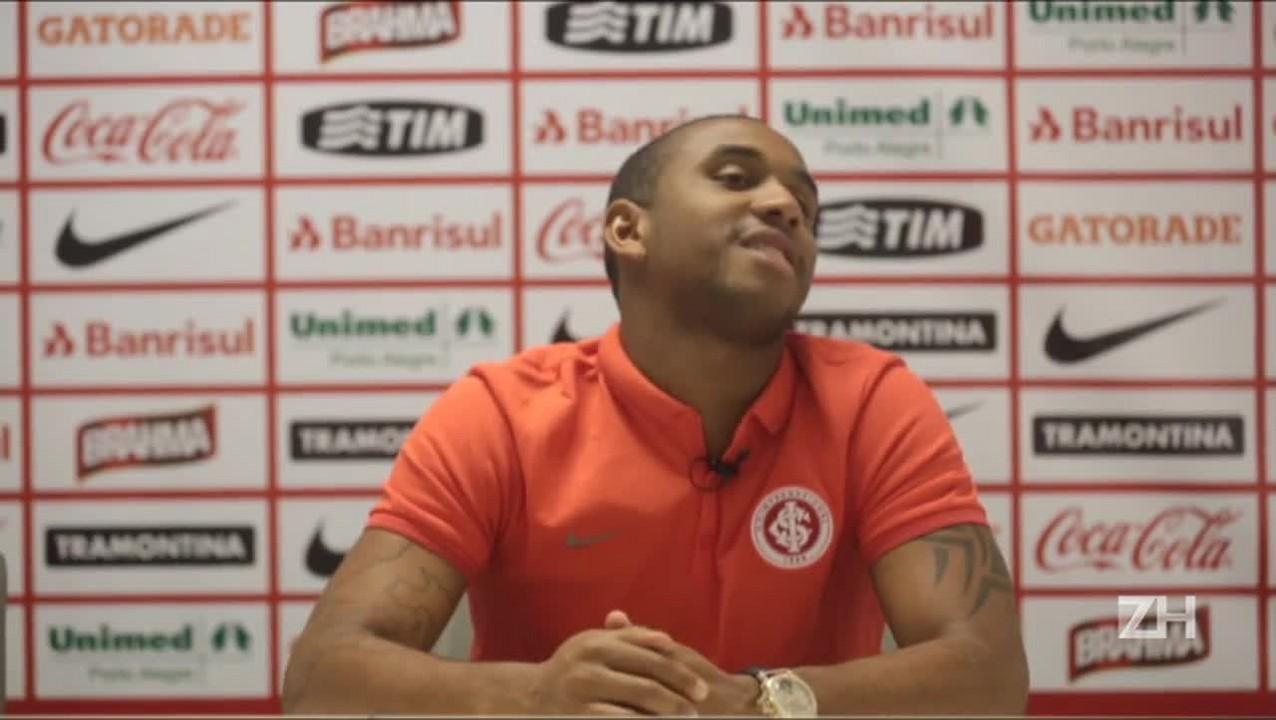 Conheça o Anderson que chega ao Beira-Rio