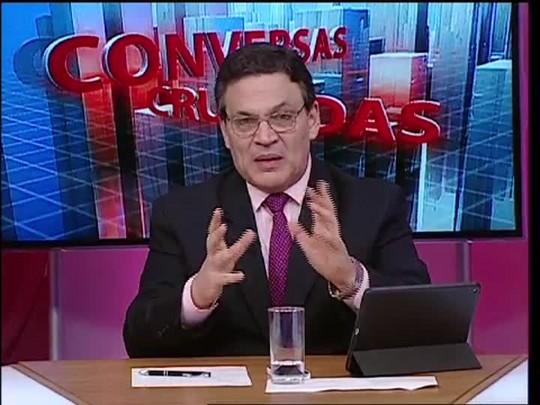 Conversas Cruzadas - Debate sobre a escolha do novo minisitro do STF - Bloco 4 - 17/04/15