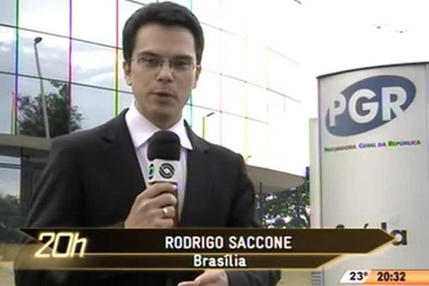 TVCOM 20 Horas - Justiça italiana autoriza a extradição de Henrique Pizzolato - 24.04.15