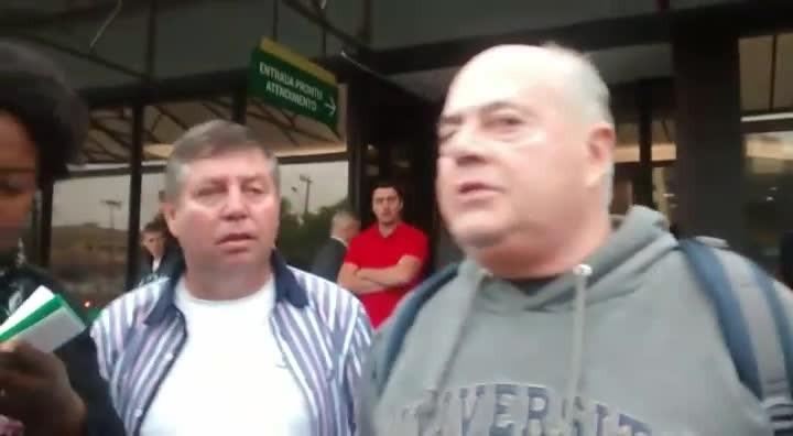 José Augusto Gayoso, assessor de comunicação de Luiz Henrique, confirma morte do senador