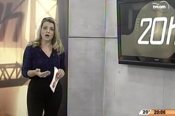 TVCOM 20 Horas - Servidores municipais votaram pela permanência da greve na Capital - 26.05.15