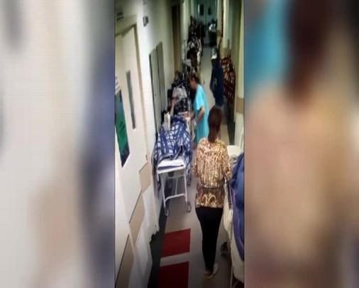 Homem é morto a tiros em emergência do Hospital Celso Ramos