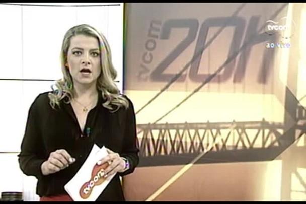 TVCOM 20 Horas - 1ºBloco - 11.08.15