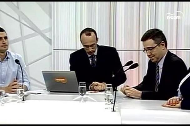 TVCOM Conversas Cruzadas. 3º Bloco. 02.11.15
