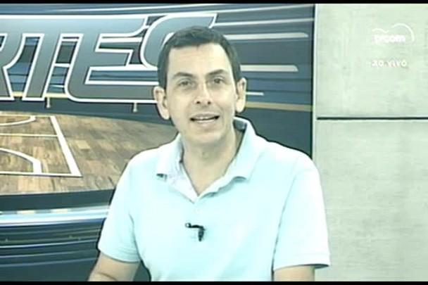 TVCOM Esportes. 2º Bloco. 15.01.16