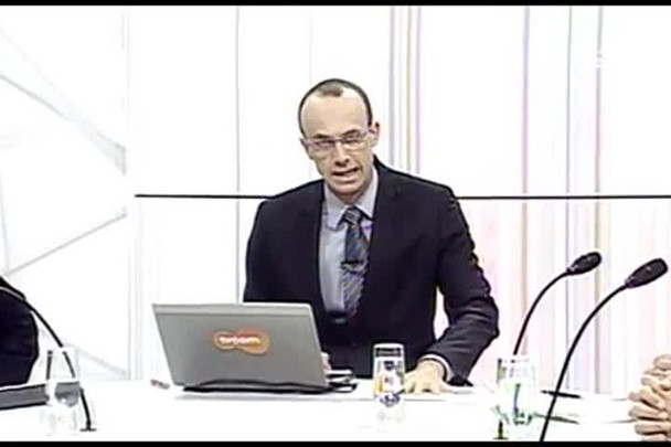 TVCOM Conversas Cruzadas. 2º Bloco. 20.01.16