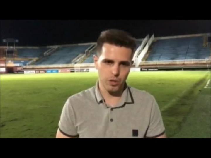 Elton Carvalho comenta o empate entre JEC e Chapecoense