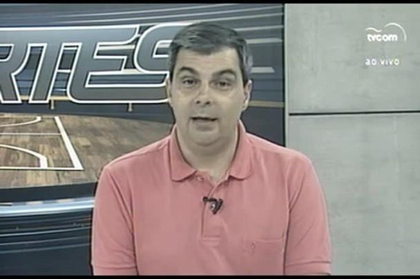TVCOM Esportes. 3º Bloco. 22.03.16