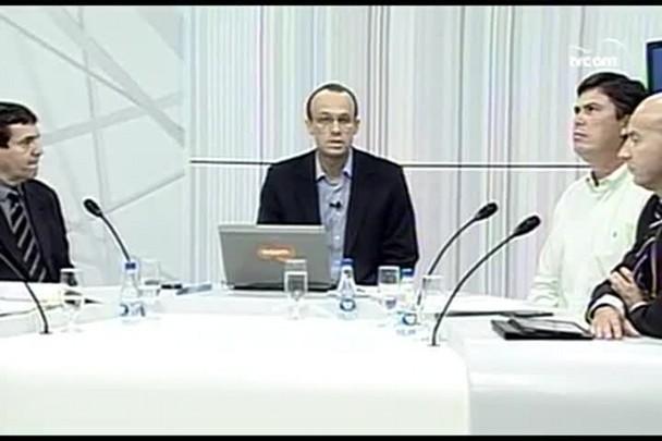 TVCOM Conversas Cruzadas. 3º Bloco. 01.04.16