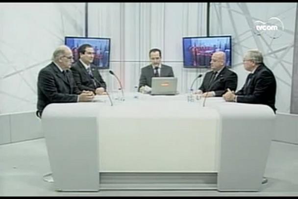 TVCOM Conversas Cruzadas. 2º Bloco. 19.05.16