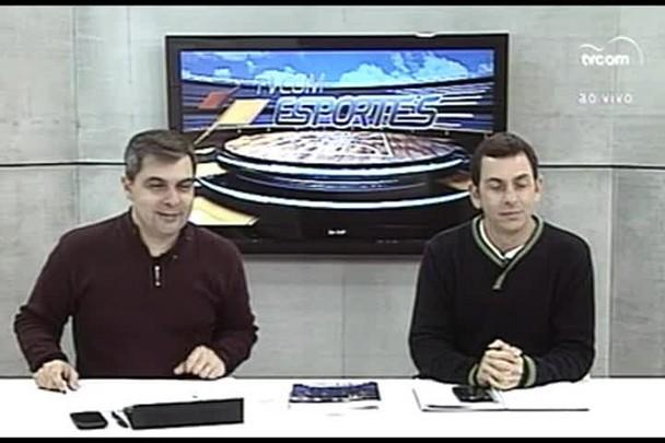 TVCOM Esportes. 04º Bloco. 09.06.16