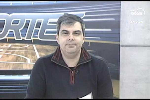 TVCOM Esportes. 4º Bloco. 15.06.16