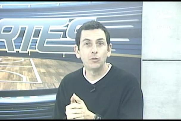 TVCOM Esportes. 3º Bloco. 22.06.16