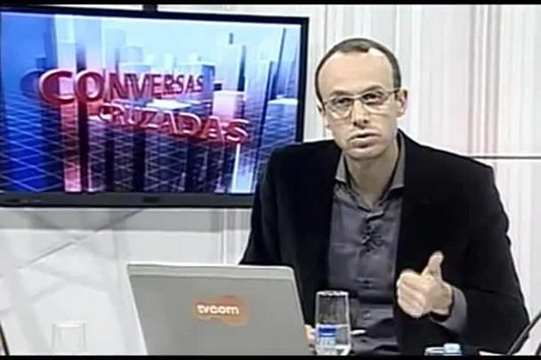 TVCOM Conversas Cruzadas. 2º Bloco. 01.07.16