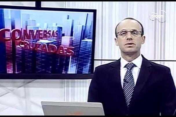 TVCOM Conversas Cruzadas. 4º Bloco.18.07.16