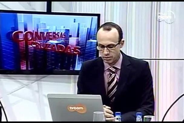 TVCOM Conversas Cruzadas. 3º Bloco. 24.08.16