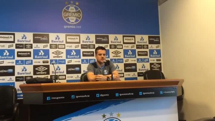 Ramiro fala sobre jogos contra Cruzeiro e Vitória, que interessam ao Inter