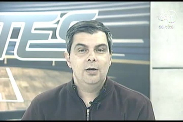 TVCOM Esportes. 4º Bloco. 07.10.16