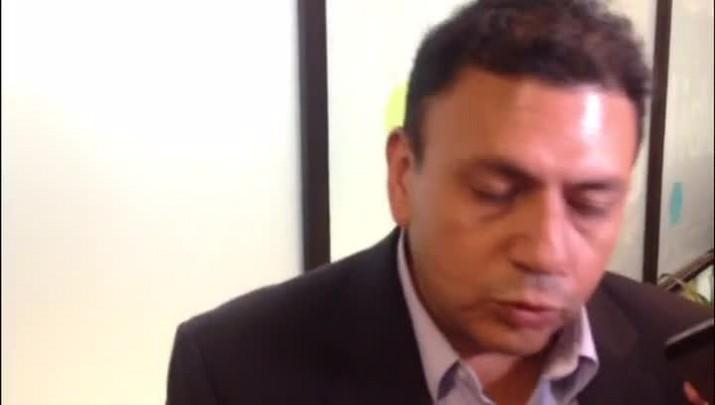 """Mario Pacheco, porta-voz da LaMia \""""Falha humana não houve\"""""""