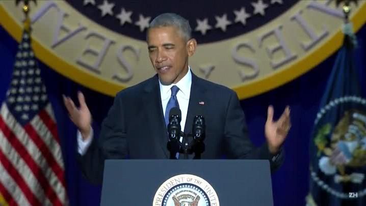 Obama: 'Sim, nós fizemos'