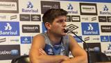 Kannemann fala sobre o momento do Grêmio