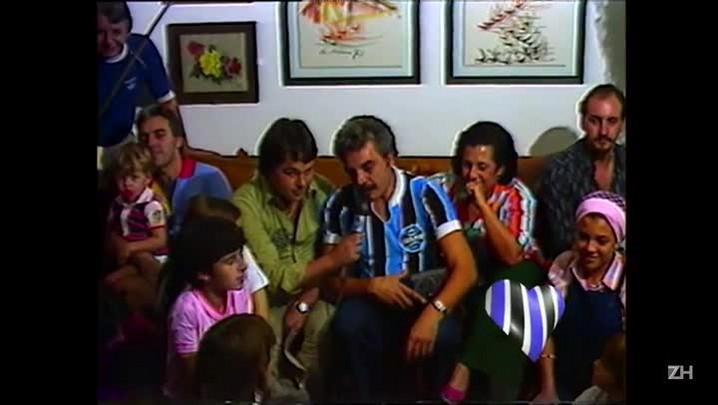 Sant\'Ana e seu amor pelo Grêmio